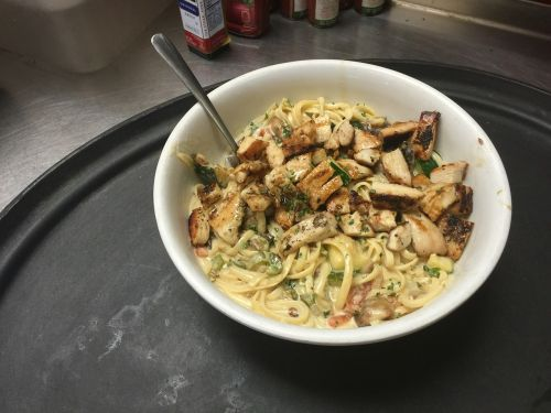 grilled chicken with pasta chicken pasta