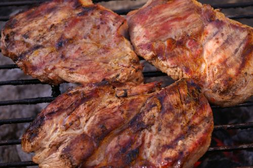 grilled meats barbecue meat