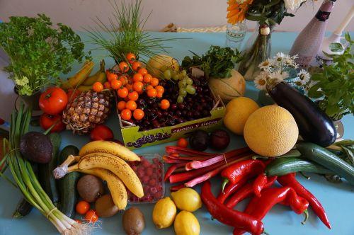groceries fruit fruit haul