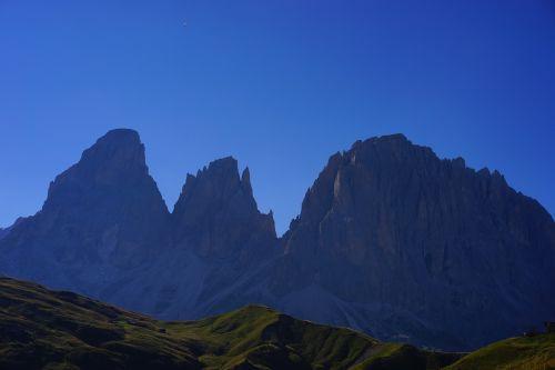 grohmann five fingers peak sassolungo