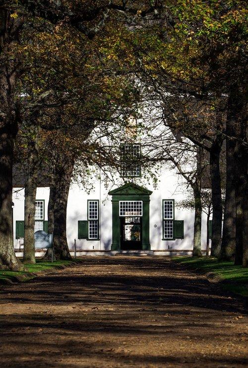 groot constantia  wine estate  cape dutch homestead