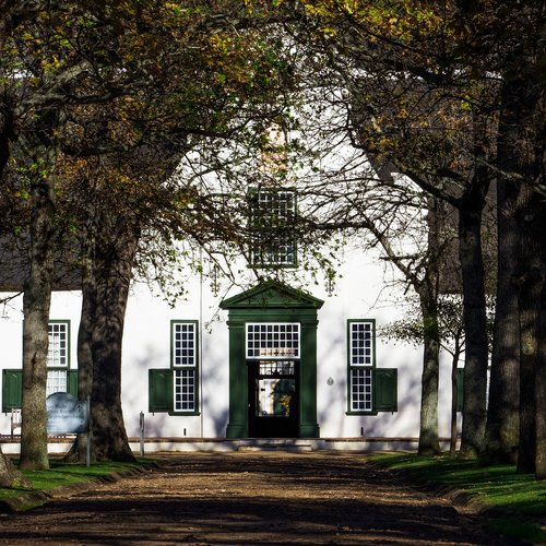 groot constantia  historical wine estate  architecture