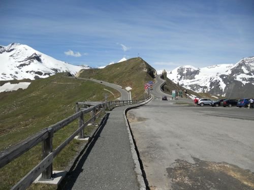 grossglockner austria bergtour