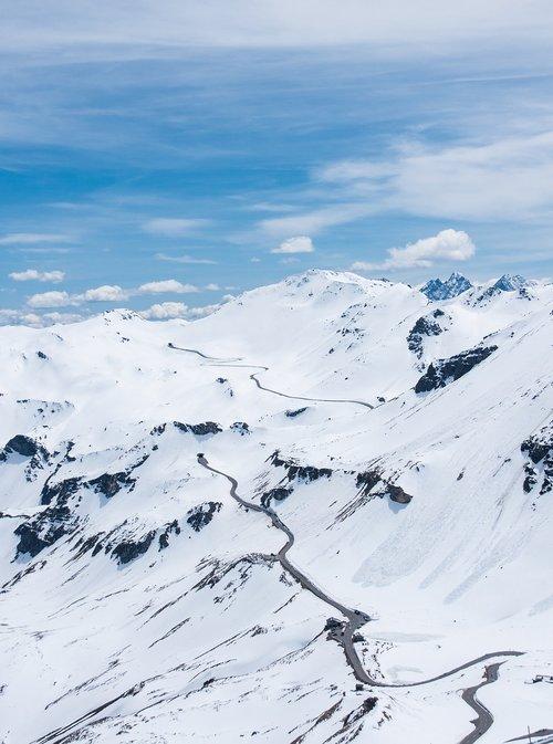 grossglockner  mountain  alpine