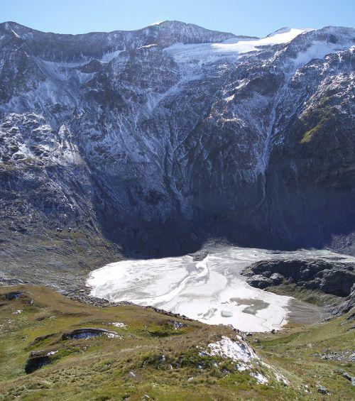 grossglockner austria alps