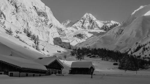 grossglockner mountain austria