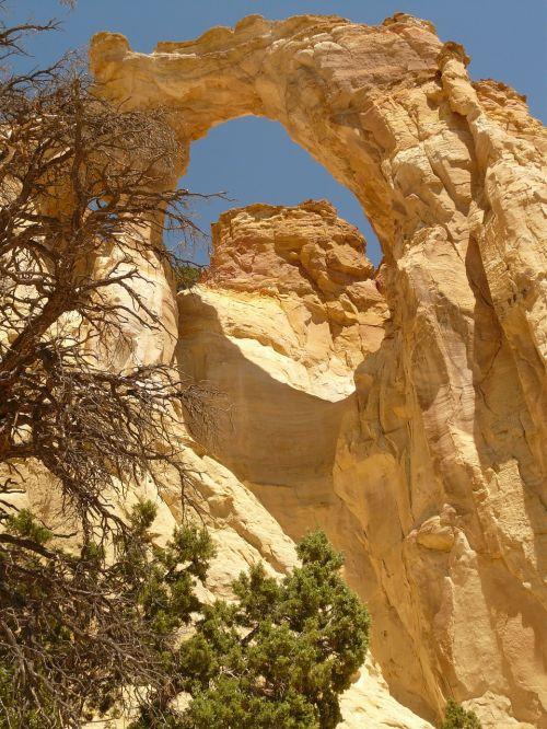 grosvenor arch grand staircase escalante national park