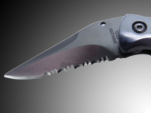 ground blade knife
