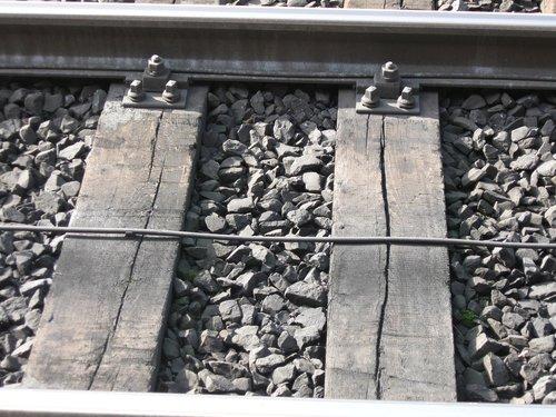 ground rail  rustic  track
