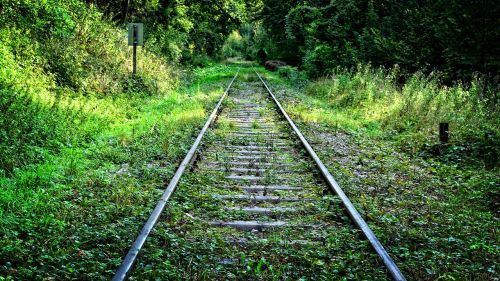 ground rail rail gleise
