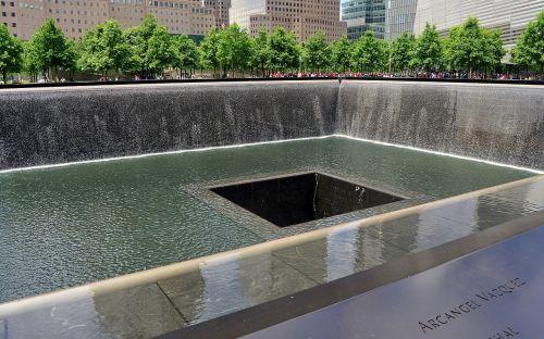 ground zero world trade center memorial