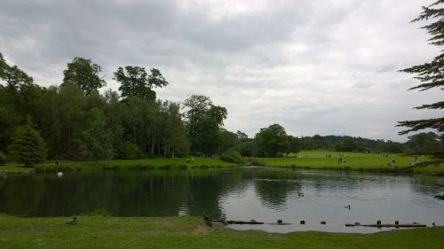 Grounds At Leeds Castle