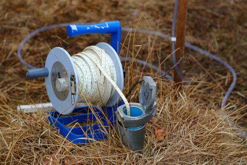 groundwater measurement water