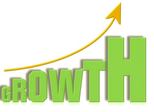 growth chart map
