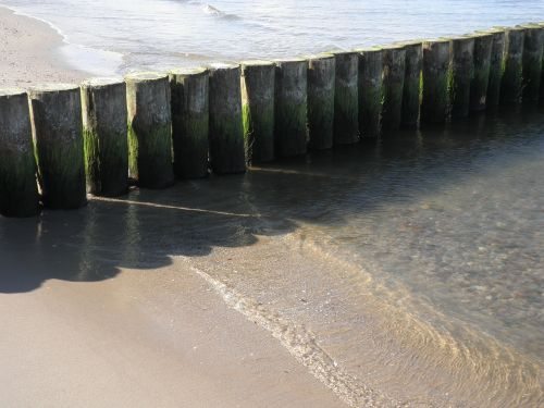 groynes water structures protection against erosion