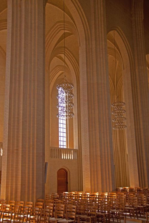 grundtvig's church church cathedral