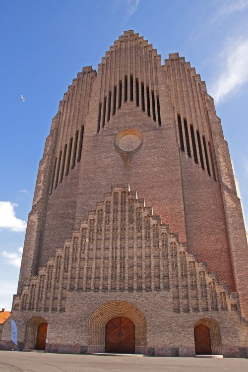 grundtvig's church church cathedral