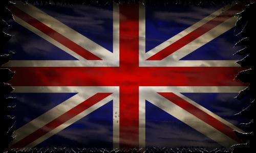 grunge union jack britain