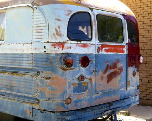 Grunge Bus