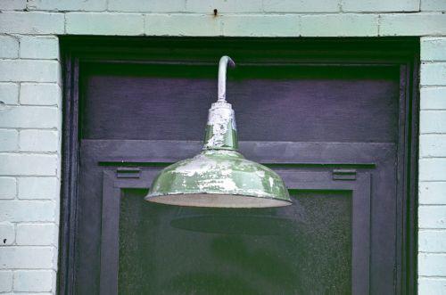 Grunge Lamp