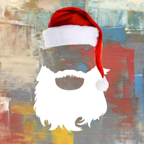 Grunge Santa