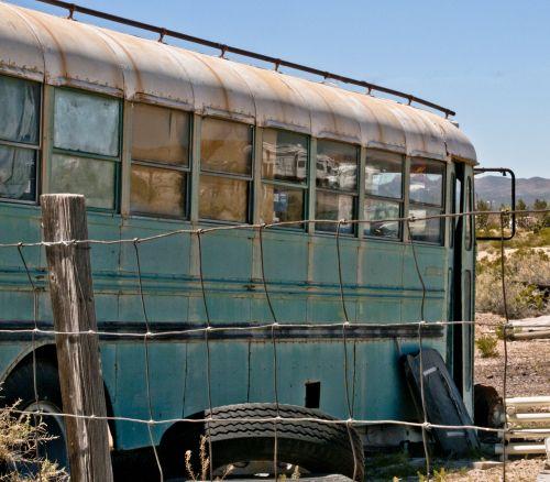 Grunge School Bus