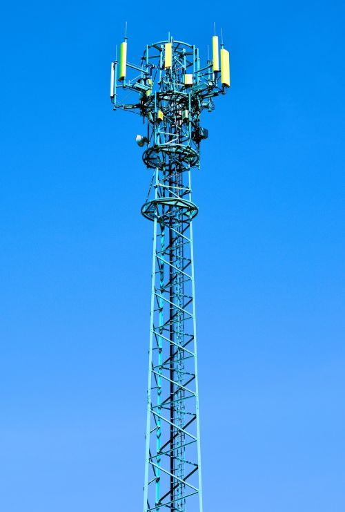 gsm tower gsm telephony