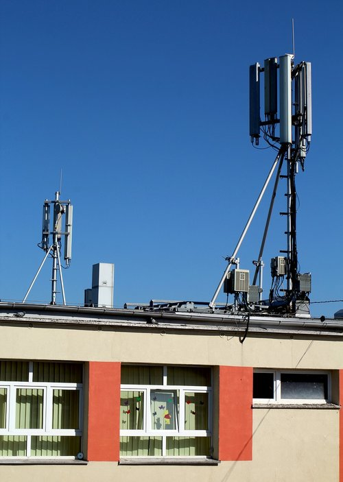 gsm  school  the antenna