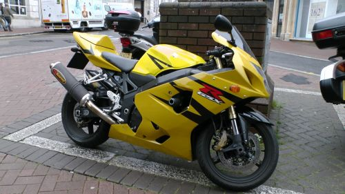 GSX Motorcycle