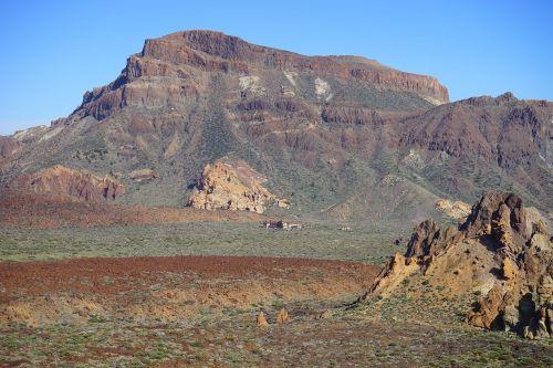 guajara mountain lava
