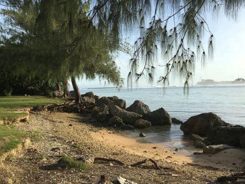 guam island life morning ritual