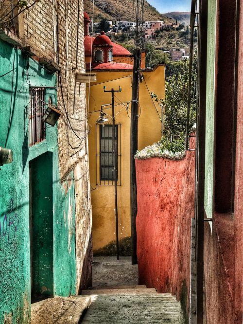 guanajuato mexico street