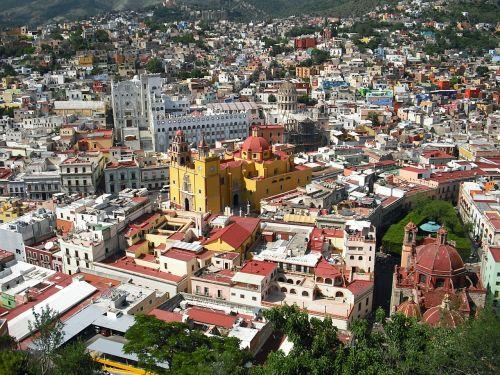 guanajuato mexico town