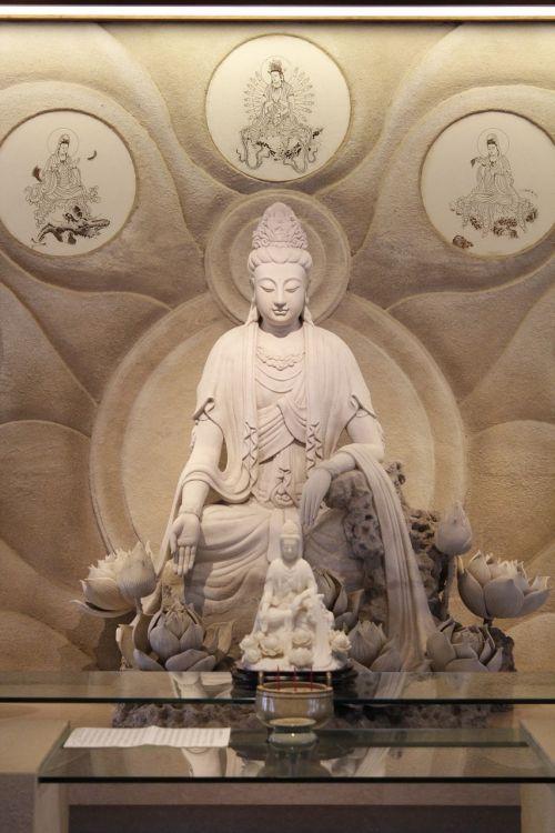 guanyin buddhism buddha