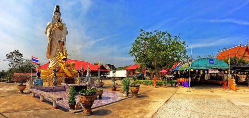 guanyin temple nophaket bangkok pathum wan