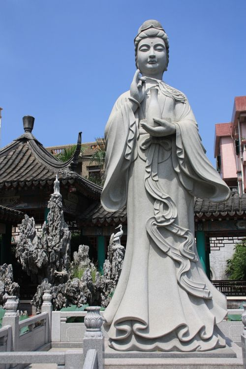 guanyin stone temple