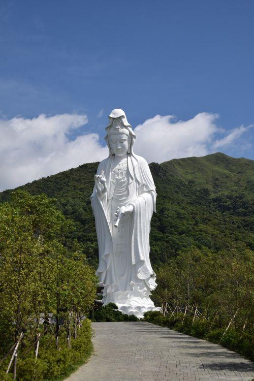 guanyin bodhisattva goddess of mercy buddi