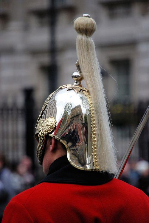 guard man helmet