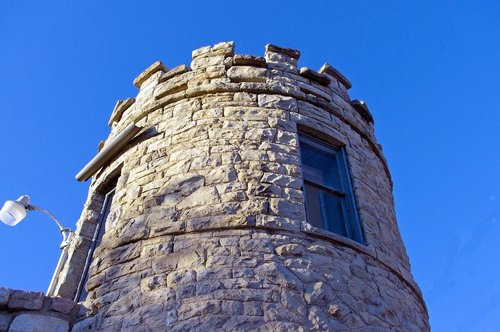 guard  tower  castle