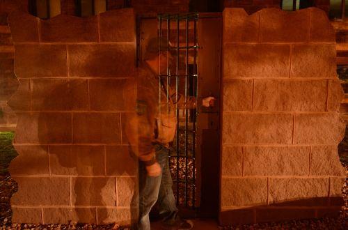 guard jail night