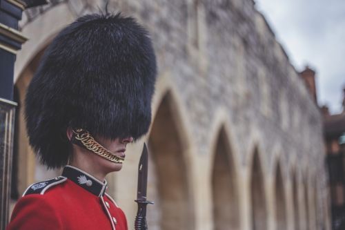 guard british united kingdom