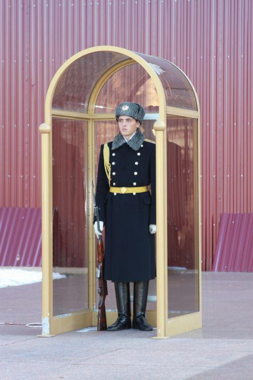 guard honor sentimental