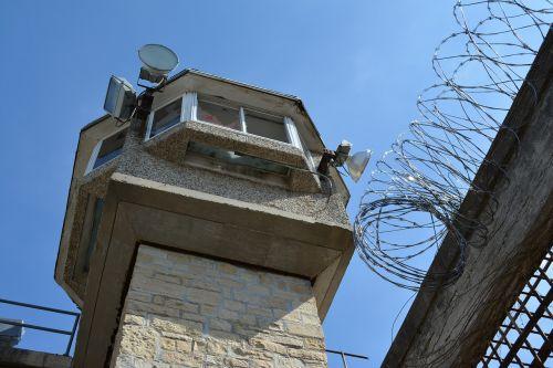 guard tower prison jail