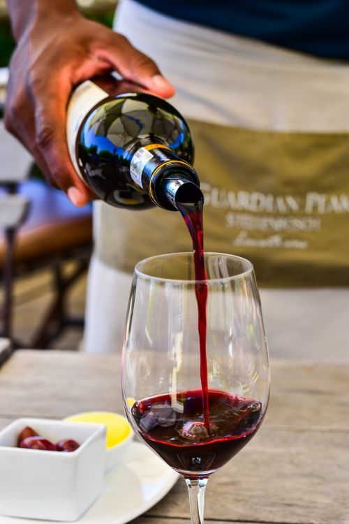 guardian peak winery wine alcohol