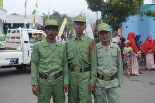 guards civil defense regency brass
