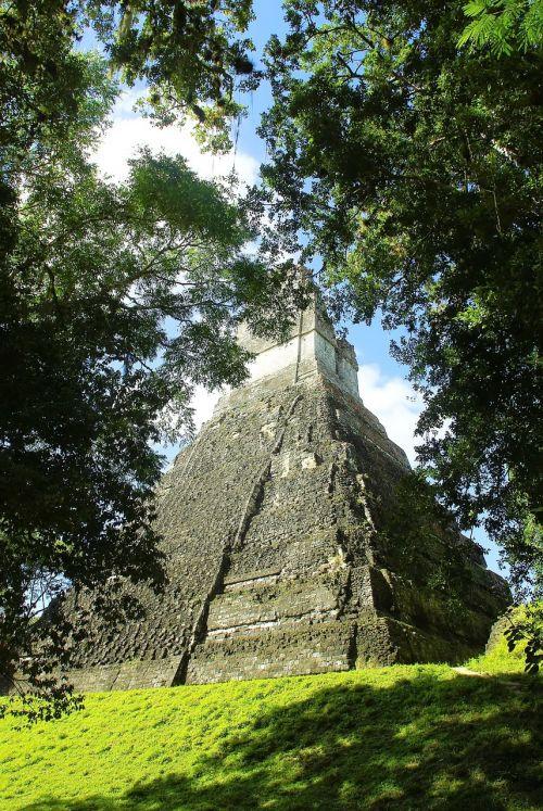 guatemala tikal maya