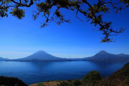 guatemala lake central america