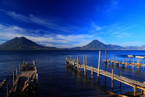 guatemala beautiful lakes