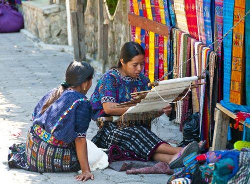 guatemala atitlan women