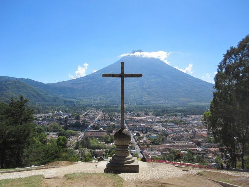 guatemala antigua america